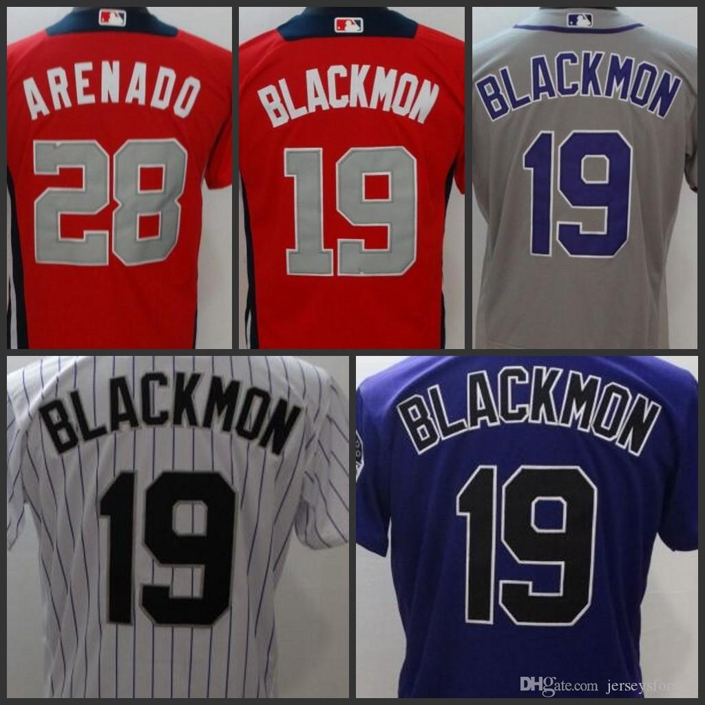 1a358db8e0b ... czech colorado rockies mens jersey 28 nolan arenado 19 charlie blackmon  women youth baseball jerseys online