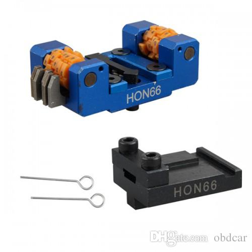 Hon66 Manual Key Cutting Machine Support All Key Lost For