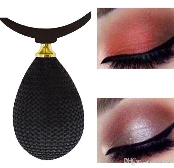 Beauty Essentials Back To Search Resultsbeauty & Health Eye Stamp Glittering Eyeshadow To Seal Lazy Eyeshadow Wear Tool Eyeshadow Seal Easy To Use