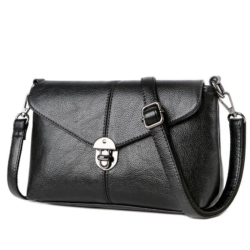 bb9df9ed192 Fashion Women S Bag Leather Women Handbag Crossbody Female Shoulder  Messenger Bag Ladies Travel Bolsas Feminina High Quality Over The Shoulder  Bags Ivanka ...