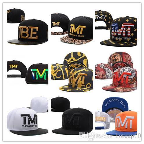 Compre Venta Al Por Mayor THE MONEY TEAM Snapback Sport Hats Caps Snapbacks  Ajustables Snap Back Adult Hat Cap A  3.92 Del Hotcap10  809d8fab172