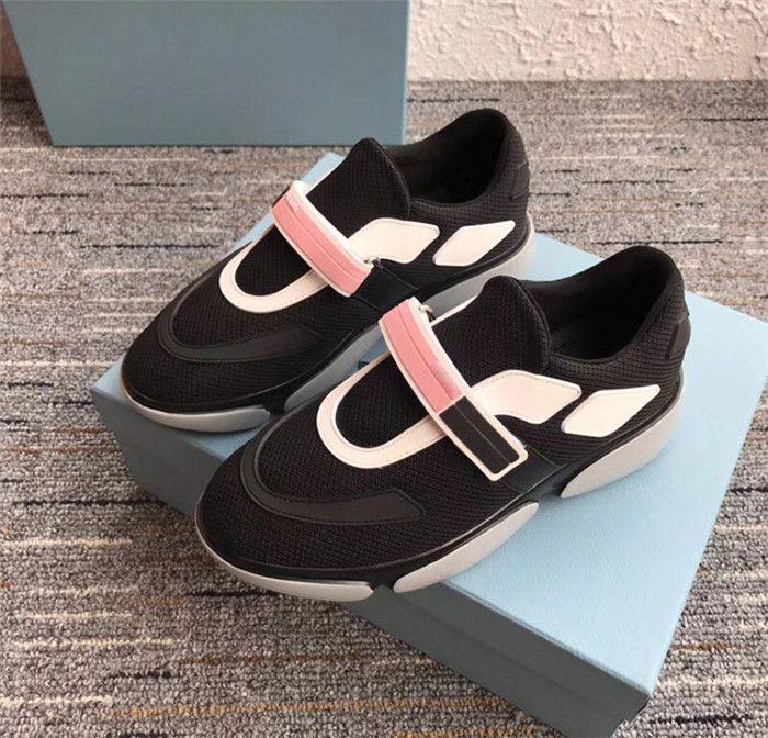 d393865a2ad8 Luxury Designer Brand Shoes Cloudbust P Causal Shoe Mens Womens Magic Tie  Slip Platform Shoes Casual Walking Tennis Shoes Sneaker Blue Shoes Clogs  For Women ...