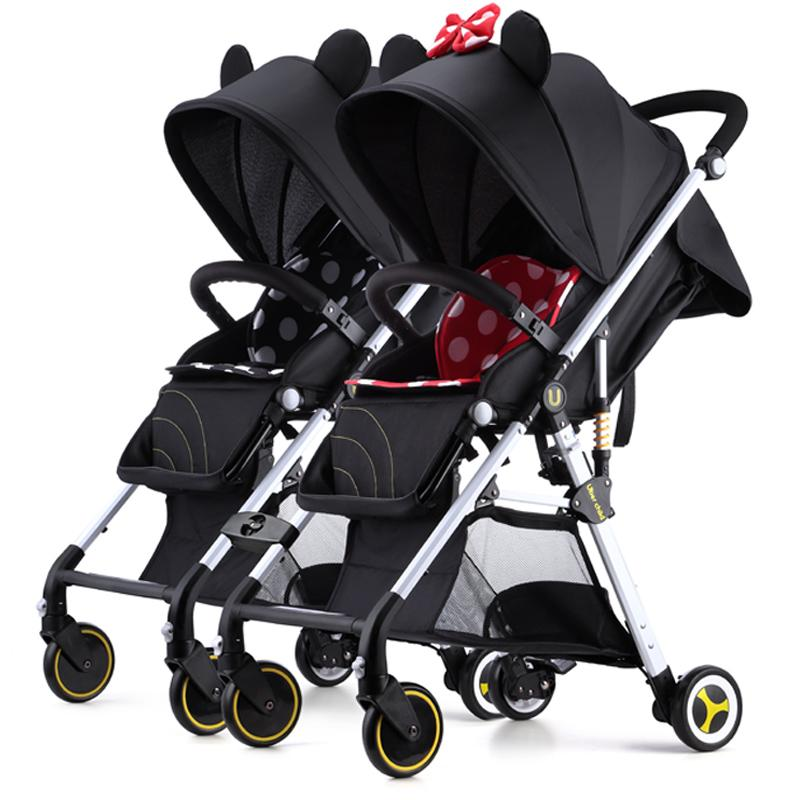 UBERCHILD 3IN1 TRAVEL System Buggy Pushchair Pram Car Seat 7500