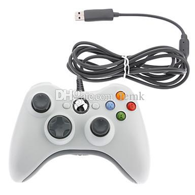 Shock Game Controller Gamepad USB Wired PC Joypad Joystick Accessory For Laptop Computer PC Game Consoles