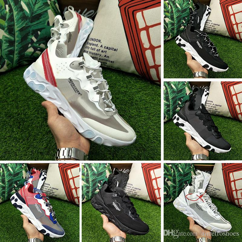 d167675bf High Quality Epic React Element 87 Undercover Men Running Shoes For ...