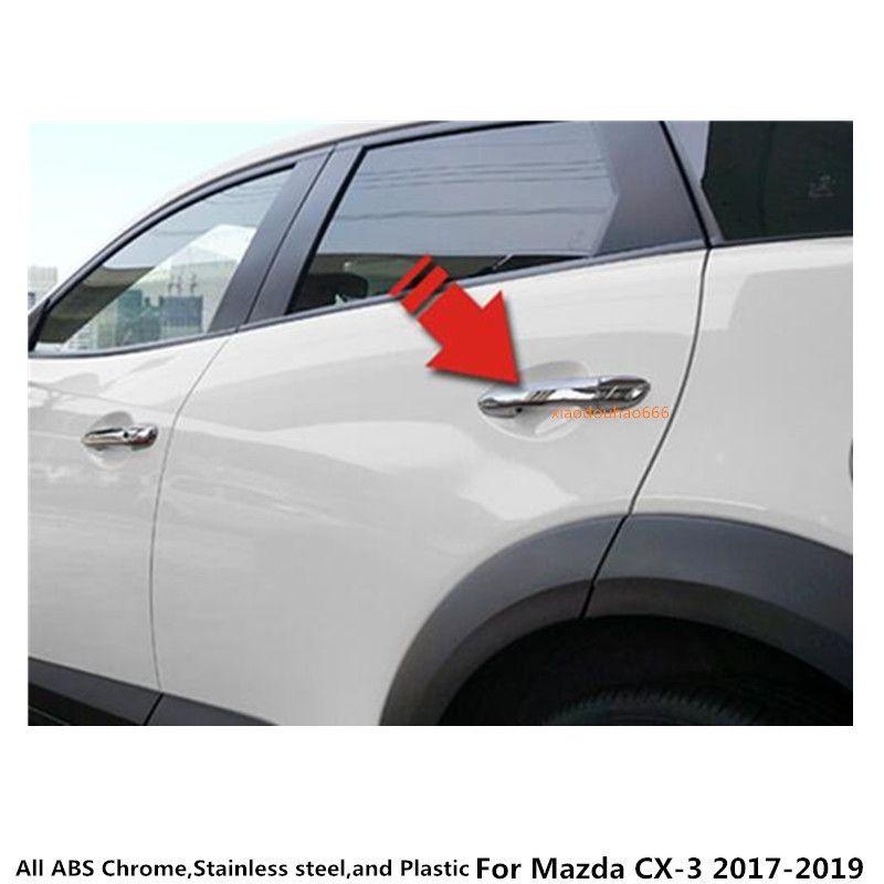 2018 Hot Sale For Mazda CX 3 CX3 2017 2018 2019 Car Styling Sticker ...