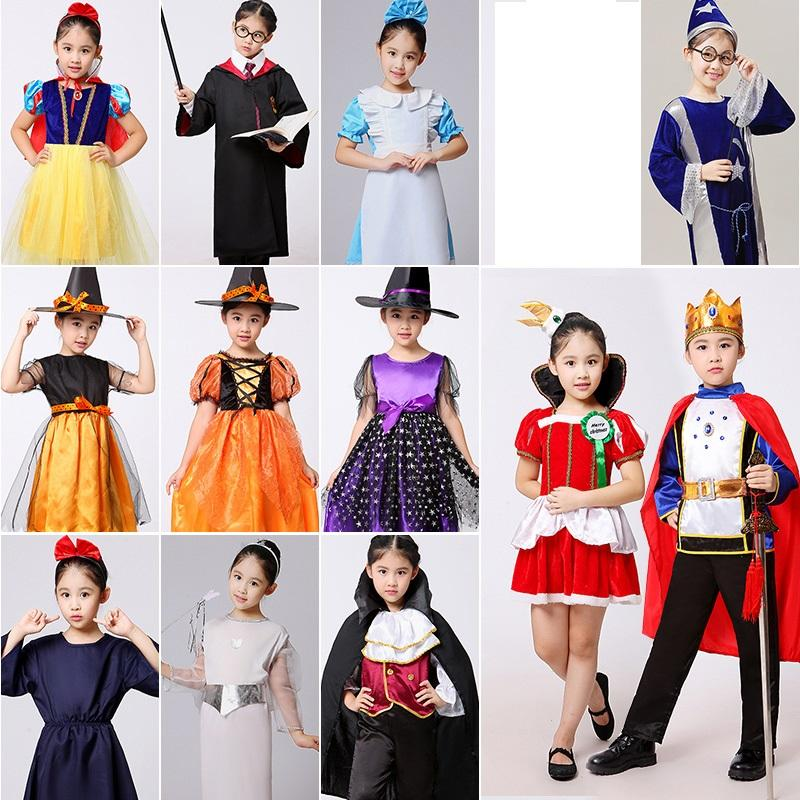 Halloween Costume For Kids Vampire Witch Carnival Costumes For Kids Girls  Princess Children Child Cosplay Christmas Fancy Dress Teenage Group  Halloween ... 846401eb3c4d