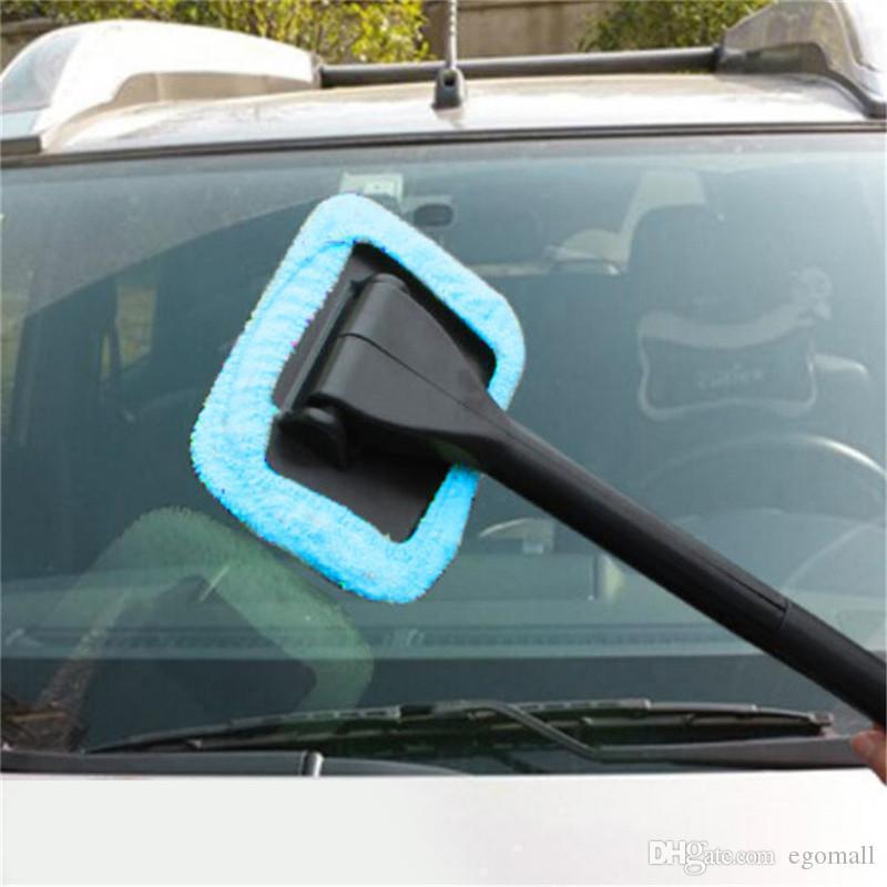 سيارة ممسحة تنظيف فرشاة منشفة السيارة الأمامي الزجاج تألق العناية الغبار مزيل السيارات الرئيسية نافذة منظف الزجاج