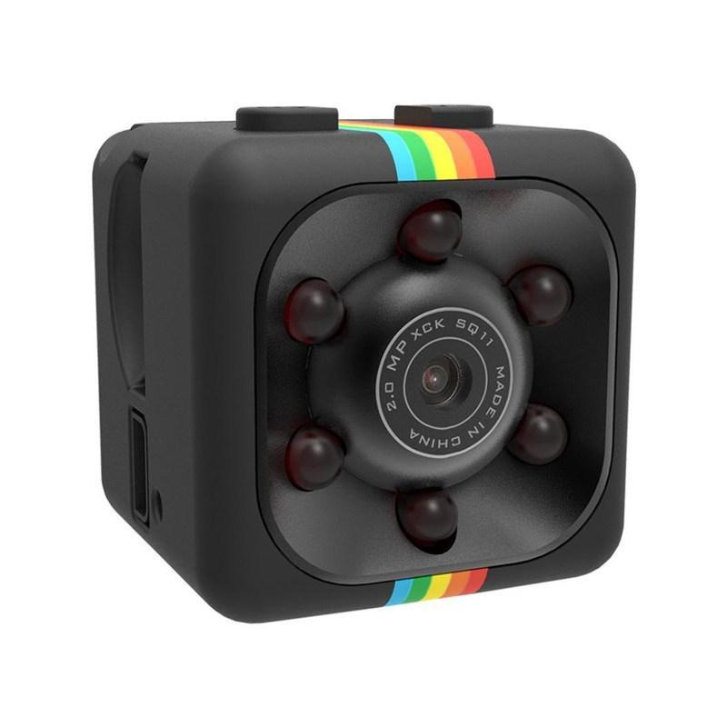 SQ11 Mini Camera HD 1080P Night Vision Sport Portable Camcorder Motion Detection Video Voice Recorder Security Camera