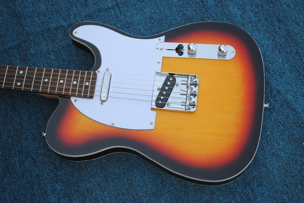 Electric guitar Chinese manufacturers produce electric guitars, sunset  colors can be customized to change, free shipping