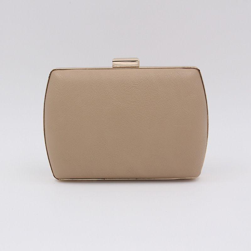 2018 New Trendy Luxury Evening Bag High Quality Clutch Bags bag manufacturer direct sale fashion elegant makeup bag red