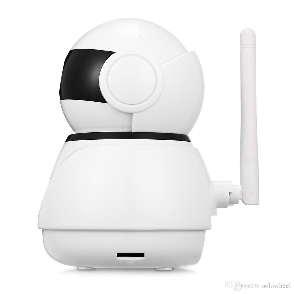 C8 1080P HD WiFi Indoor Home Security IP Camera for Baby / Elder / Pet designed for home safety and security