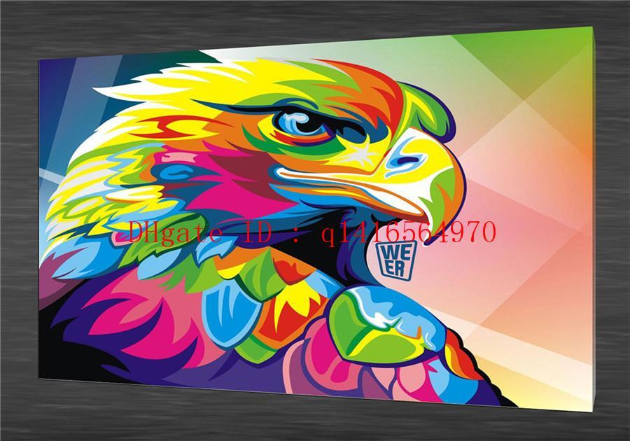 Compre Wahyu Romdhoni Eagle, Impresiones En Lienzo Arte En La Pared ...