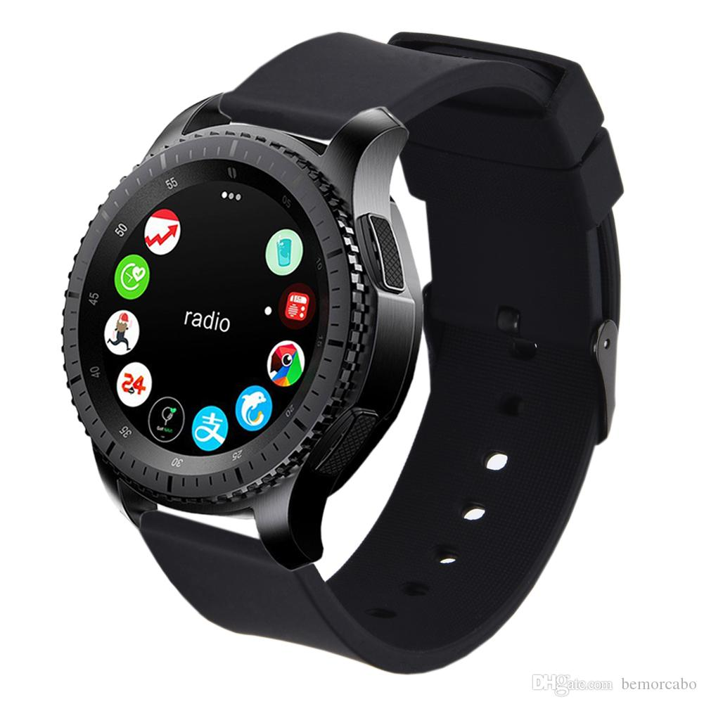 22mm Silicone Watch Band Quick Release Bracelet Strap for Samsung Gear S3 Classic/Frontier/Huawei Watch 2 Classic, 12 Colors