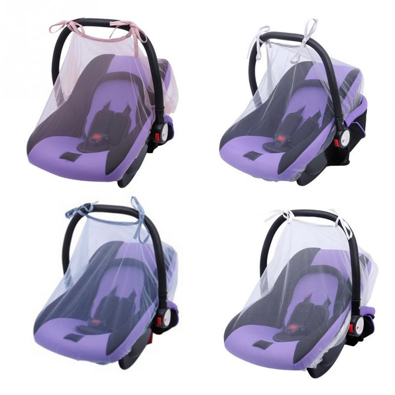 Ventilated Baby Mosquito Net Infant Carriage Stroller Car Seat Cover Protection Tent Cheap