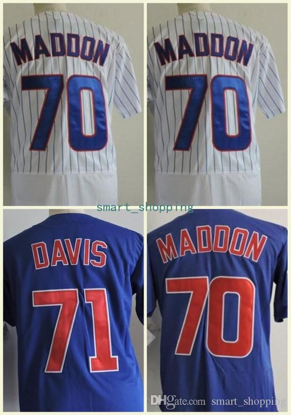 cf4d37b81be Mens Joe Maddon 2017 Gold Program Flex Base Game Jersey Stitched ...