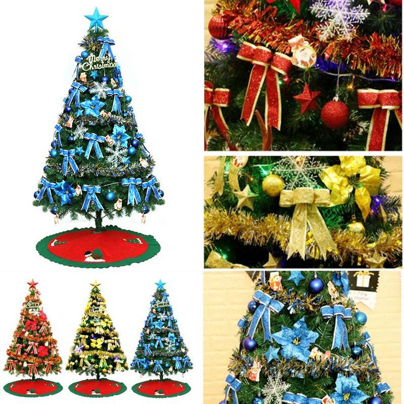 Christmas Decoration Supplies Festive & Party Supplies Home & Garden 120 Cm  Christmas Tree With Decoration Christmas Decoration Ornaments Christmas ... - Christmas Decoration Supplies Festive & Party Supplies Home & Garden