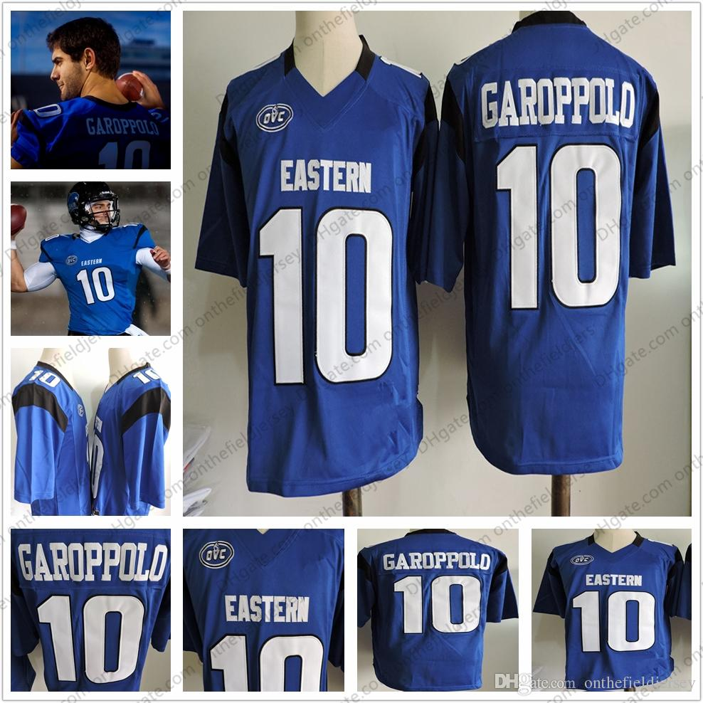 2019 Ncaa Eastern Illinois Panthers 2018 College Football Jersey
