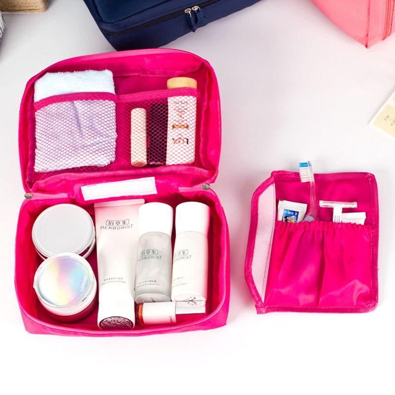 a82310b6b99c Women Makeup Bag Cosmetic Bags Beauty Case Ladies Cosmetics Organizer  Toiletry Bag Travel Wash Pouch Organizer Storage Wholesale 2804014
