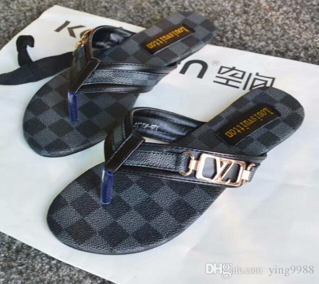 4de691fb4921 VBrand Women Sandals Big Size 35-42 Designer Shoes Luxury Slide ...