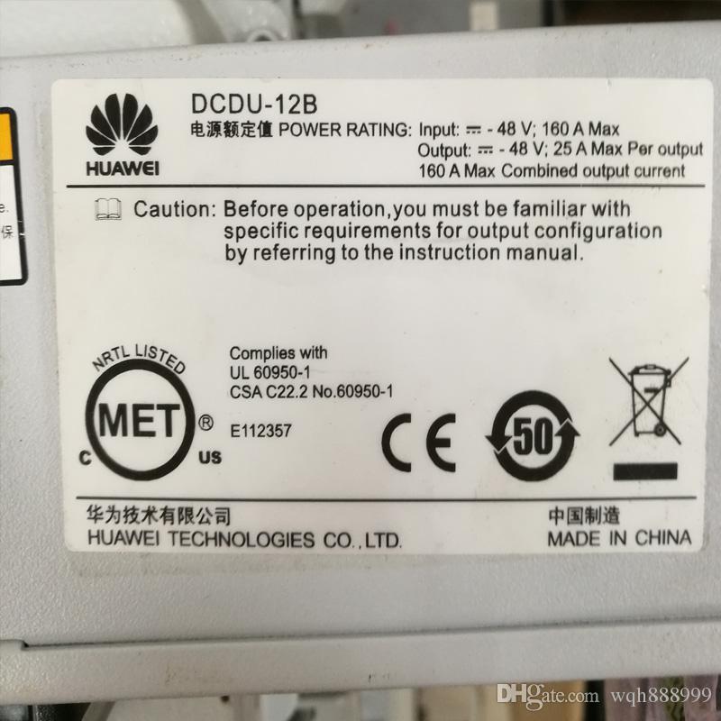100 ٪ العمل ل هواوي S6502 S6502XG 7502 LS8M5220PWR PSR300-A هواوي DCDU-03B -48V هواوي S8505 NEPS600-A LSBM6POWER 600W