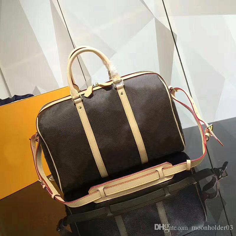 464438be2f5 2018 Wholesale Orignal Real Oxidation Leather Fashion Famous Duffle ...