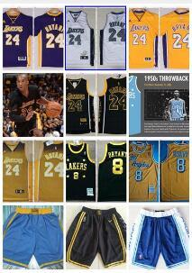 Los Angeles Lakershot Hot Style Jersey 8 Kobe Bryant 24 Kobe Bryant ... 880fdb3c0