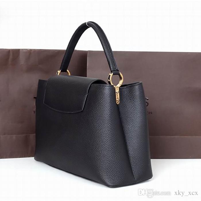 Kadın çanta Lady Üst-kolu çanta çanta kadın ünlü markalar kadın rahat Büyük omuz çantası kızlar için büyük Tote