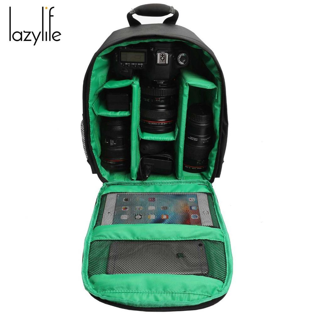Collection Here Multi-functional Camera Backpack Video Digital Dslr Bag Waterproof Outdoor Camera Photo Bag Case For Nikon Canon Dslr Accessories & Parts