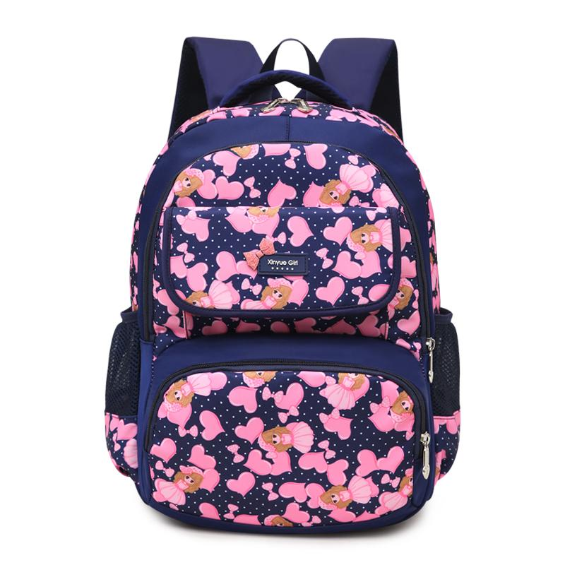 New Cute kids Backpack satchel handbag children schoolbag book bag school bags for girls infantil