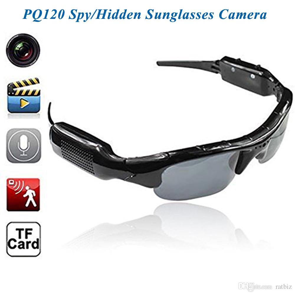 82a26828d Compre Esporte Óculos De Sol Óculos De Desporto Câmera Filmadora Mini Dvr  Eyewear Óculos Mini DV Dvr Câmera PQ120 De Ratbiz, $17.16 | Pt.Dhgate.Com