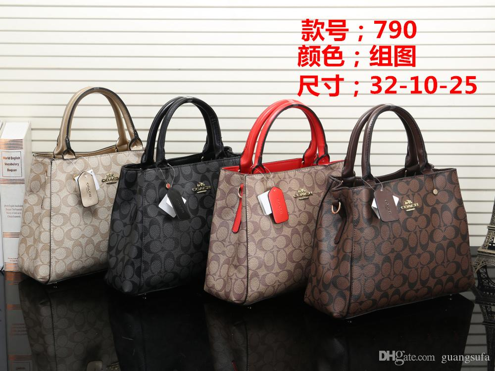 f599226cf512d IPCCM Large Pocket Casual Women'S Handbag Shoulder Cross Body Handbags  Canvas Leather Large Capacity Bags For Women Purses On Sale Hobo Purses  From ...