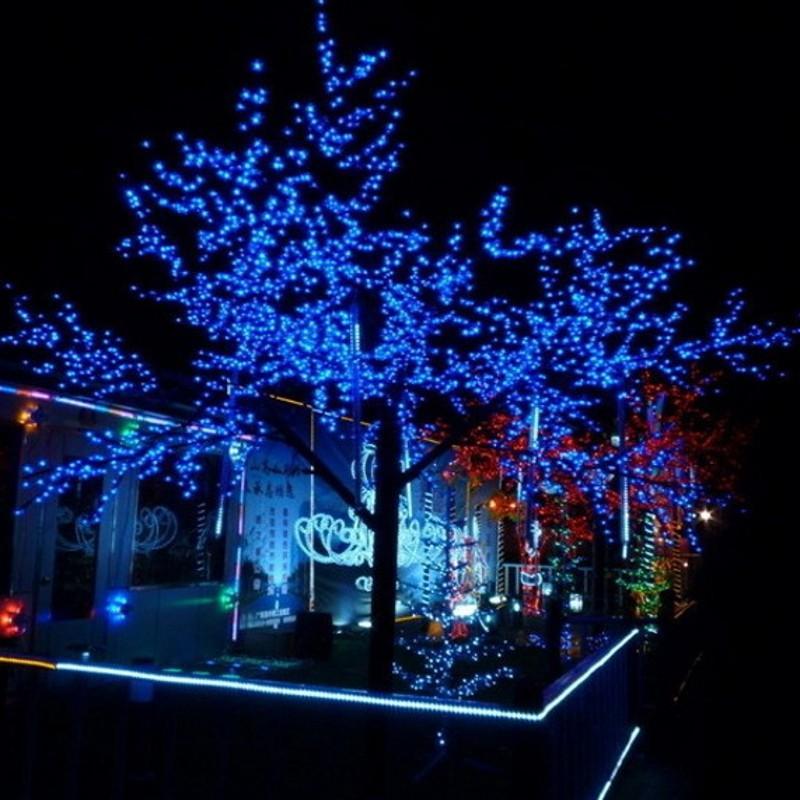 2018 waterproof outdoor solar fairy light led light strings 8 pattern fairy christmas party gardening decoration lighting night light aji 985 from