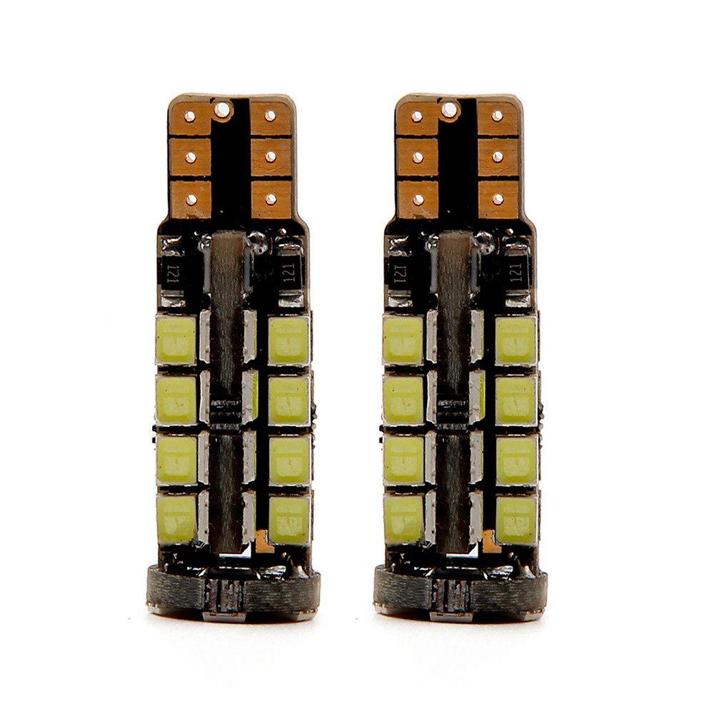 T10 38SMD 2835 LED 5W Error Free Stop Light LED Car Side Wedge Light ERROR FREE Car Side Light car styling