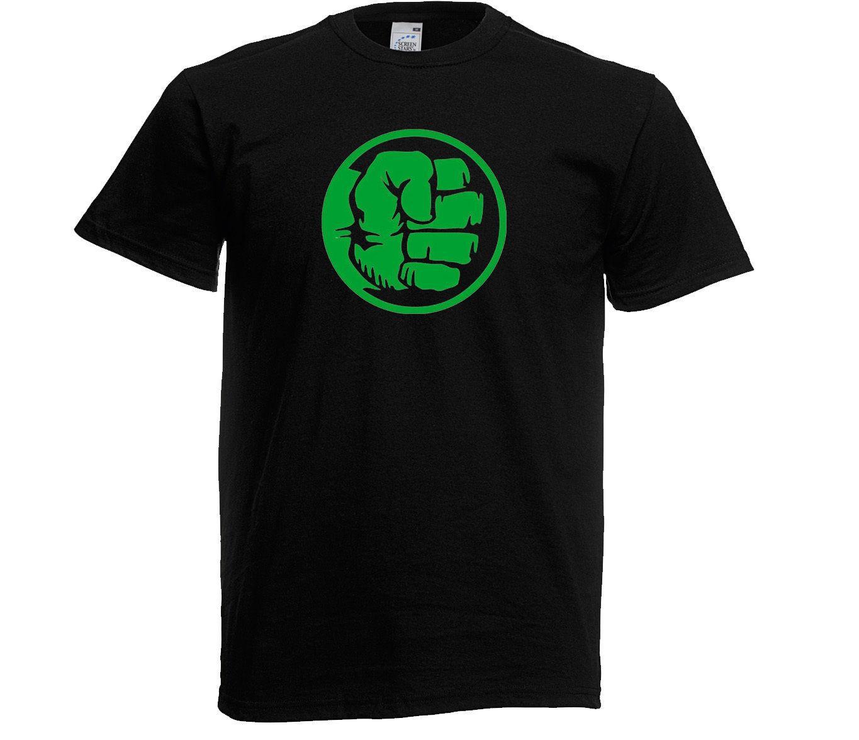 ca79c2f83 Compre La Camiseta Hulk LOGO Para Niños