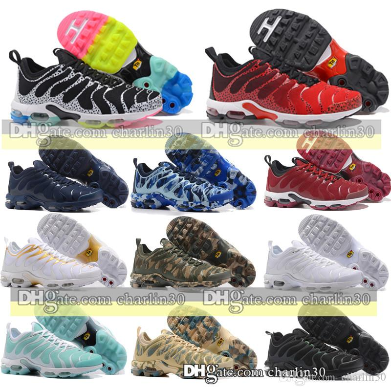 2018 Running Shoes Men TN Fashion Increased Ventilation Breathable Light Casual Shoes Olive Cargo GS Sneakers Shoes SIZE 7-12 for cheap cheap online clearance for nice BB3WQn