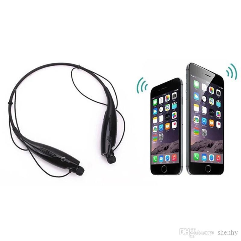 HBS730 Drahtlose Bluetooth-Headsets Stereo Tone + Sport Apt X Headset In-Ear-Kopfhörer für LG / iPHONE HBS 730 4.0-Kopfhörer