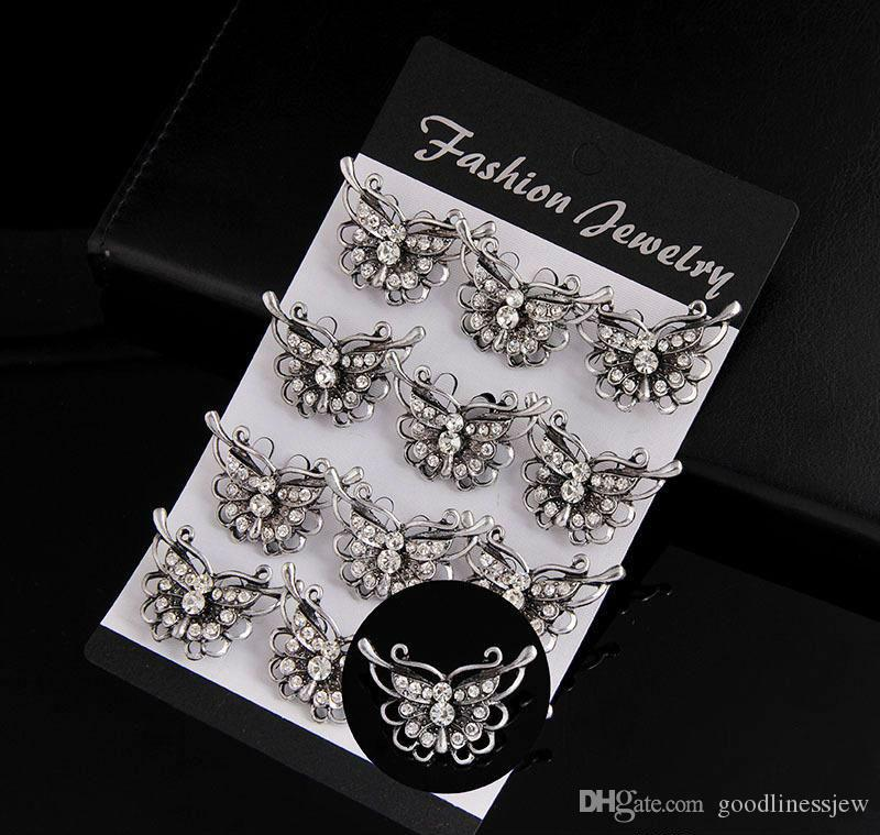 Broschen Für Frauen Bestseller Shiny Kristall Niedlichen Tier Bee Metall Hochwertigen Brosche Für Frauen Schmuck Hochzeit Pin Broschen