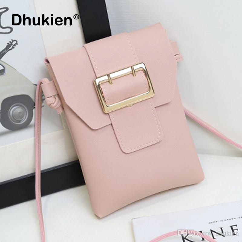 New Small Crossbody Bags For Women Girls Phone Bag Ladies Mini Bags Purse  Pu Leather Flap Shoulder Messenger Bag Bolsos Mujer Designer Handbags On  Sale ... 2efbf454b0d32