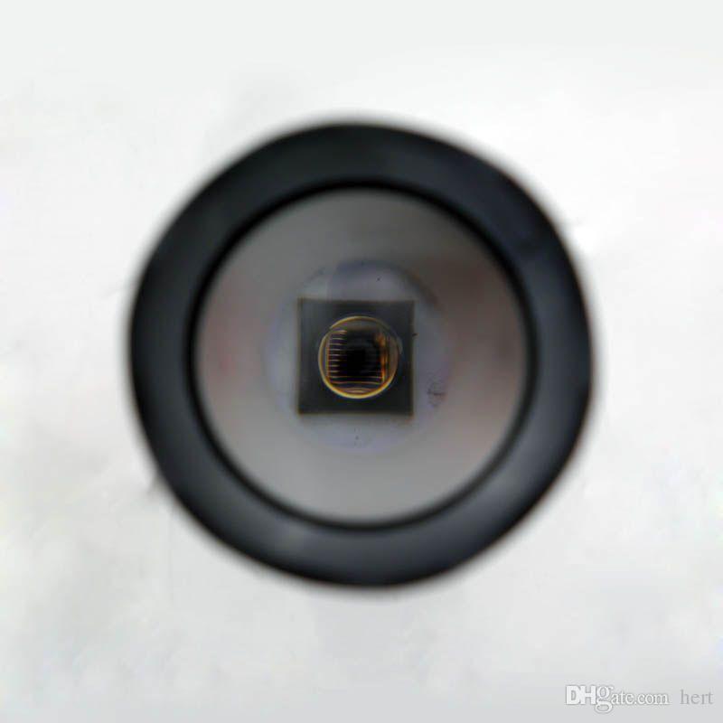 Infravermelho IR Kit Lanterna 1 Modo de 850 nm Night Vision Infravermelho Luz Tocha com 20mm Weaver Picatinny Padrão Barril Rail usar o Monte para