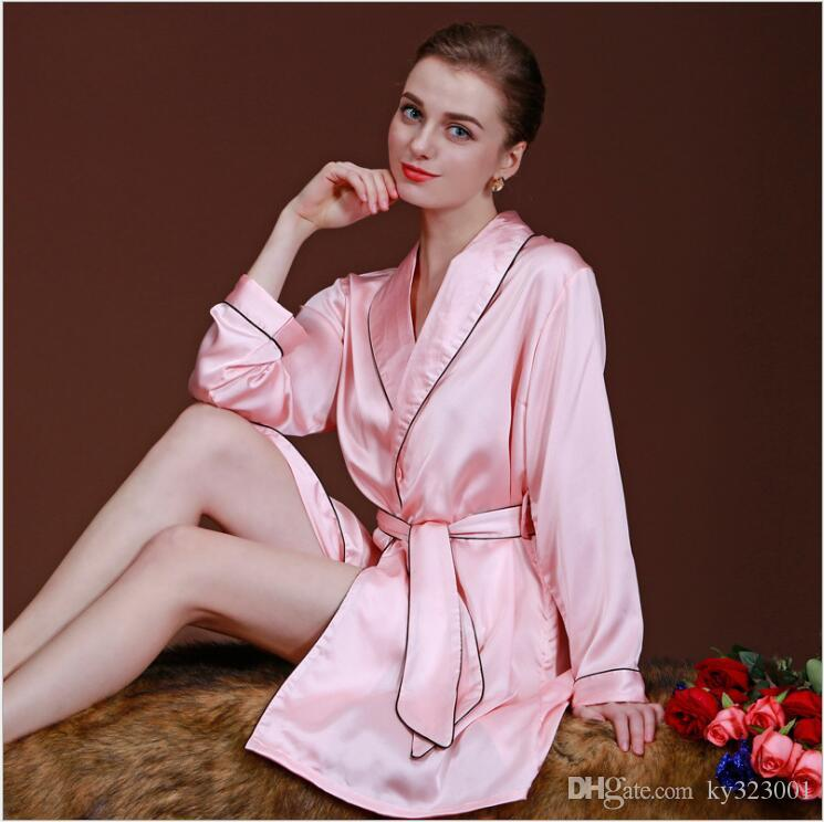 Cheap Embroidered Dressing Gowns Bridal Party Best Designer Dressing Gowns  Ladies 663de82c6