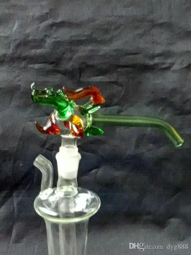 Leading board Wholesale Glass bongs Oil Burner Glass Water Pipes Oil Rigs Smoking Free