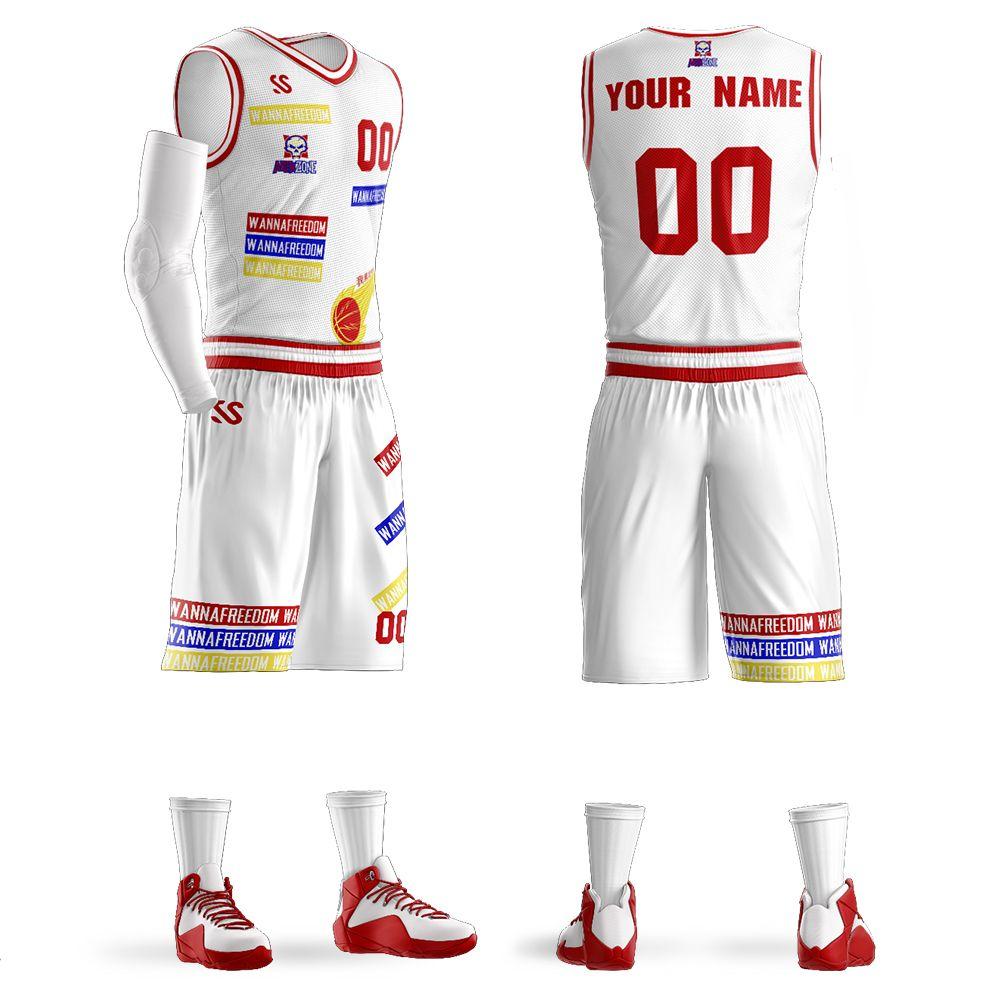 7f2ca087c 2018 Men Youth Custom Colourful Basketball Jerseys Sets Uniforms Sports Kit Clothing  Customized Design Basketball Shirts Basketball Jerseys Basketball ...