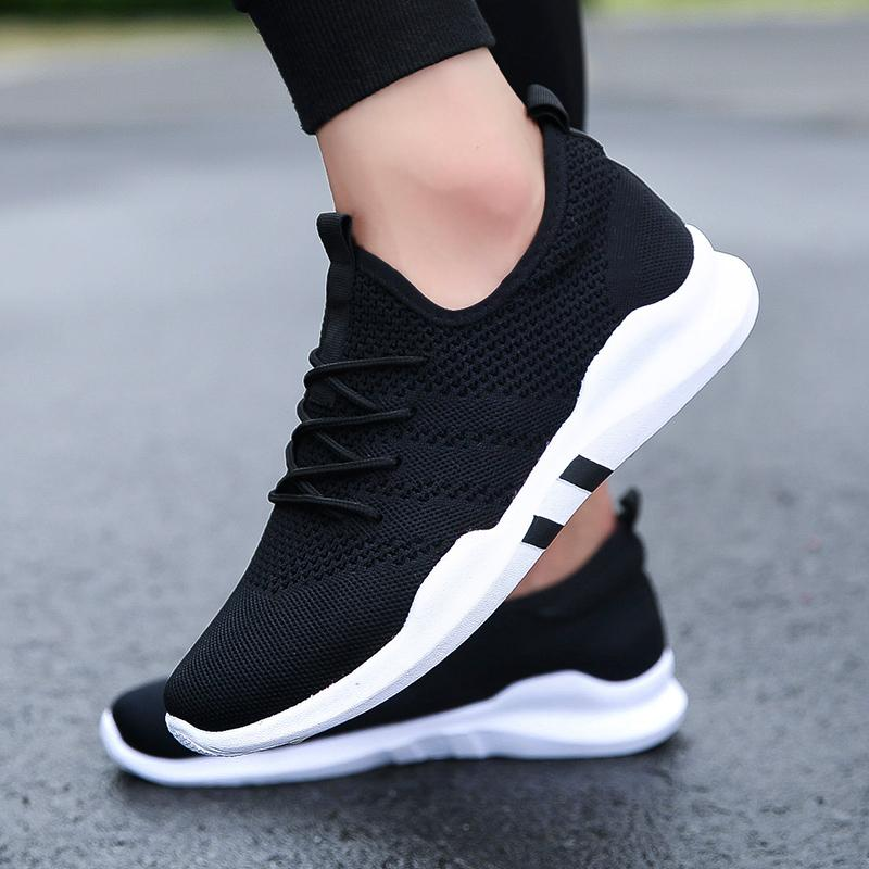 71f201f3132 2019 Spring And Summer Popular Men Fashion Casual Shoes Breathable Male  2018 Sneakers Adult Non Slip Comfortable Footwear From Oyzhiming