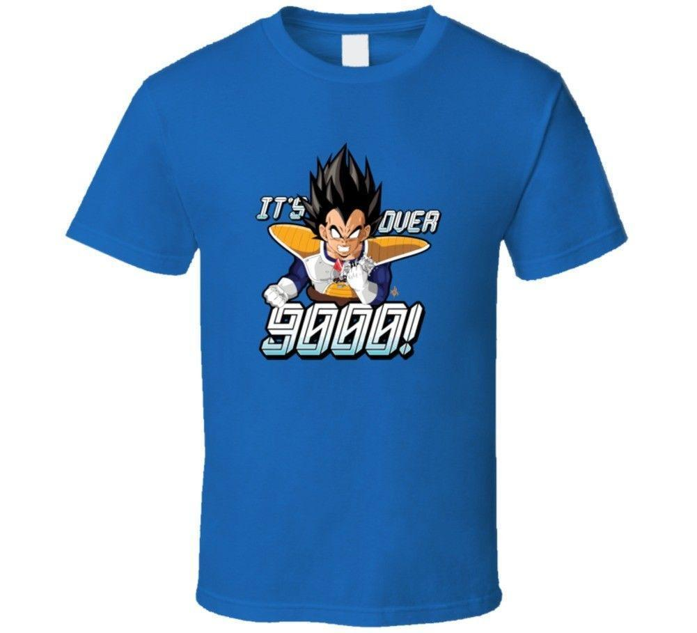 c94ec7af047 Over 9000 T Shirt Vegeta Tee Dragon Ball Z That T Shirt But T Shirts From  Amesion37