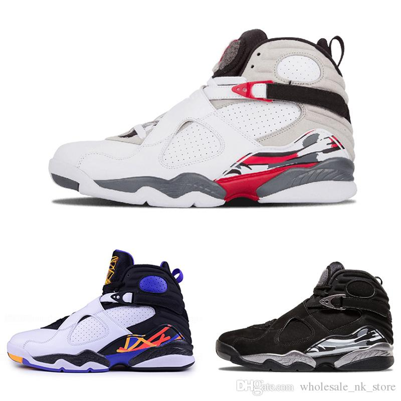 a5966ca3150 Wholesale New 8 8s Mens Basketball Shoes for Men Women Hot COUNTDOWN ...