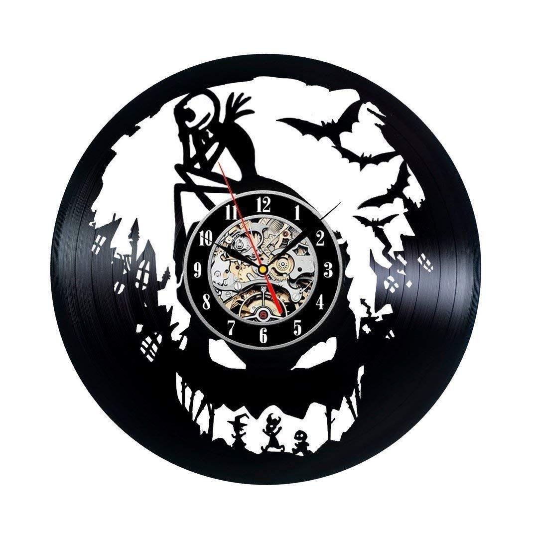 Cheap Sale Basketball Art Decorative Led Wall Clock With Color Changing Vintage Sport Theme Vinyl Record Handmade Time Clocks Home Decor