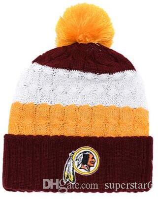 New Fashion Unisex Winter Beanie Hats for Men Women Knitted Beanie ... 1d1ae71a58