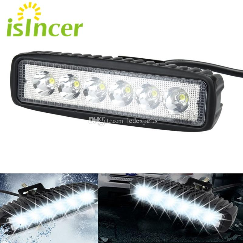 18w Led Stab Driving Nebelscheinwerfer Offroad Suv 4wd Auto Boot ...