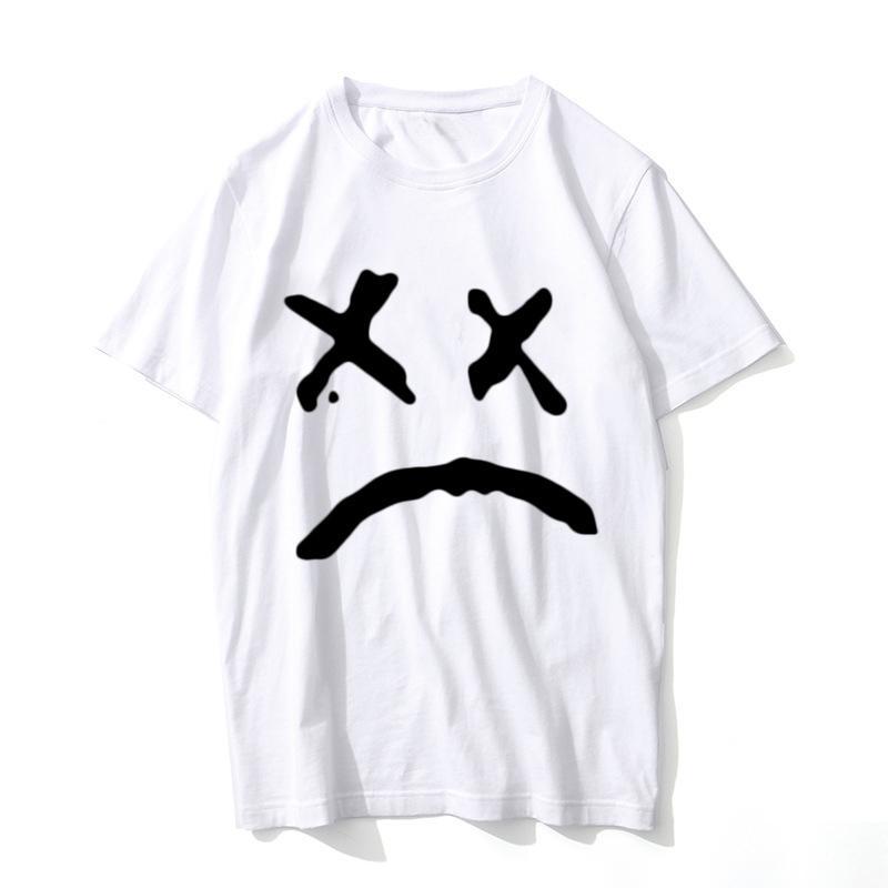 c9ba2abdc Lil Peep T Shirt Music Men Summer Graphic Tees Rap Rapped T Shirt Male Hip  Hop Hiphop Oversize Comfortable Hip Hop T TShirt Formal Shirt Casual Shirt  From ...